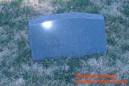MANGARCE, GEORGE - Pueblo County, Colorado | GEORGE MANGARCE - Colorado Gravestone Photos