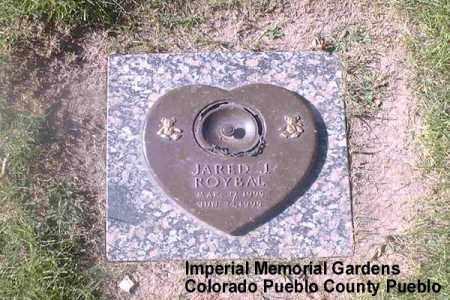 ROYBAL, JARED J. - Pueblo County, Colorado   JARED J. ROYBAL - Colorado Gravestone Photos