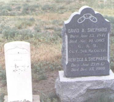 SHEPHARD, DAVID A. - Pueblo County, Colorado | DAVID A. SHEPHARD - Colorado Gravestone Photos