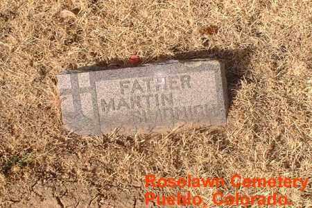 SIMONICH, MARTIN - Pueblo County, Colorado | MARTIN SIMONICH - Colorado Gravestone Photos