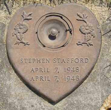 STAFFORD, STEPHEN - Pueblo County, Colorado | STEPHEN STAFFORD - Colorado Gravestone Photos
