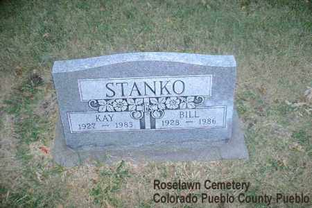 STANKO, KAY - Pueblo County, Colorado | KAY STANKO - Colorado Gravestone Photos