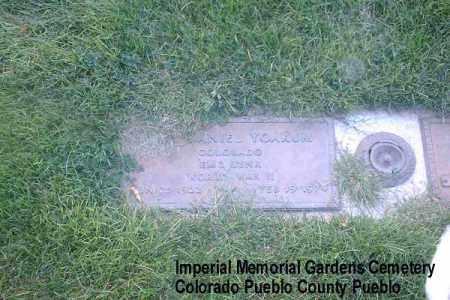 YOAKUM, DANIEL - Pueblo County, Colorado | DANIEL YOAKUM - Colorado Gravestone Photos