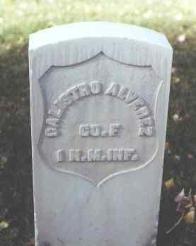 ALVEREZ, CALISTRO - Rio Grande County, Colorado | CALISTRO ALVEREZ - Colorado Gravestone Photos