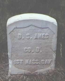 AMES, D. S. - Rio Grande County, Colorado | D. S. AMES - Colorado Gravestone Photos