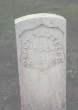 AXTELL, ROB'T T. - Rio Grande County, Colorado   ROB'T T. AXTELL - Colorado Gravestone Photos
