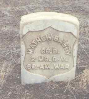 BABEY, MATHEW - Rio Grande County, Colorado | MATHEW BABEY - Colorado Gravestone Photos
