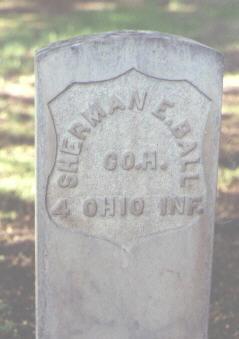 BALL, SHERMAN E. - Rio Grande County, Colorado | SHERMAN E. BALL - Colorado Gravestone Photos