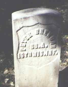 BREKHAN, PETER - Rio Grande County, Colorado | PETER BREKHAN - Colorado Gravestone Photos