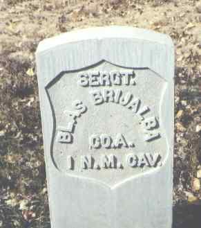 BRIJALBA, BLAS - Rio Grande County, Colorado   BLAS BRIJALBA - Colorado Gravestone Photos