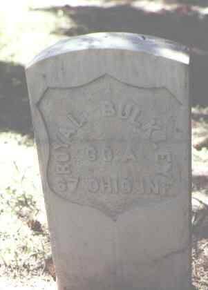 BULKLEY, ROYAL - Rio Grande County, Colorado | ROYAL BULKLEY - Colorado Gravestone Photos