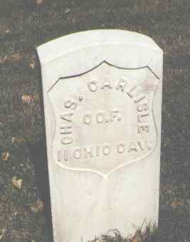 CARLISLE, CHAS. - Rio Grande County, Colorado | CHAS. CARLISLE - Colorado Gravestone Photos