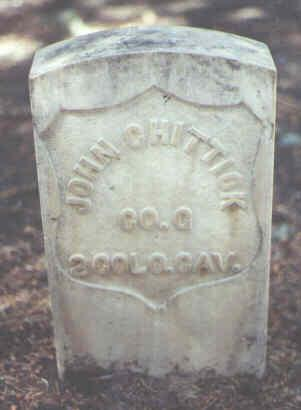 CHITTICK, JOHN - Rio Grande County, Colorado | JOHN CHITTICK - Colorado Gravestone Photos
