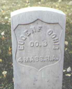 COHIG, EUGENE - Rio Grande County, Colorado | EUGENE COHIG - Colorado Gravestone Photos