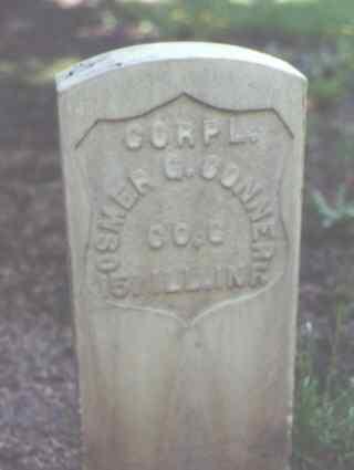 CONNER, OSMER - Rio Grande County, Colorado | OSMER CONNER - Colorado Gravestone Photos