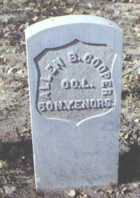 COOPER, ALLEN B. - Rio Grande County, Colorado   ALLEN B. COOPER - Colorado Gravestone Photos