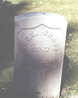 CRAGG, ALEX. - Rio Grande County, Colorado | ALEX. CRAGG - Colorado Gravestone Photos