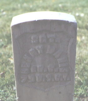 DAVIS, HENRY - Rio Grande County, Colorado | HENRY DAVIS - Colorado Gravestone Photos