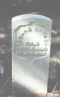 DOOLEY, EDWARD - Rio Grande County, Colorado | EDWARD DOOLEY - Colorado Gravestone Photos
