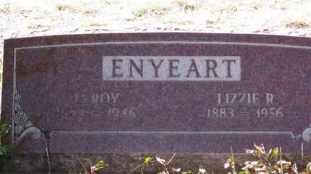 ENYEART, LEROY - Rio Grande County, Colorado | LEROY ENYEART - Colorado Gravestone Photos