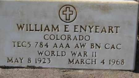 ENYEART, WILLIAM E - Rio Grande County, Colorado   WILLIAM E ENYEART - Colorado Gravestone Photos