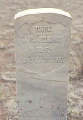 FRENCH, J. C. - Rio Grande County, Colorado | J. C. FRENCH - Colorado Gravestone Photos