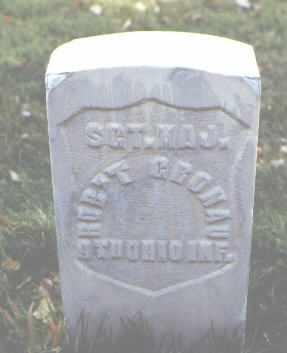 GRONAU, ROB'T - Rio Grande County, Colorado | ROB'T GRONAU - Colorado Gravestone Photos