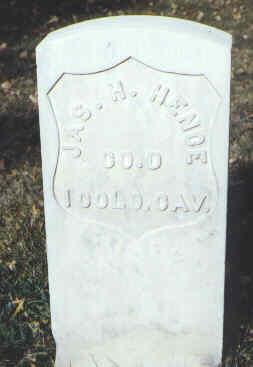 HENCE, JAS. H. - Rio Grande County, Colorado | JAS. H. HENCE - Colorado Gravestone Photos