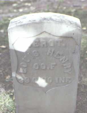 HENRY, LOUIS - Rio Grande County, Colorado   LOUIS HENRY - Colorado Gravestone Photos
