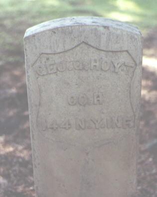HOYT, GEO. G. - Rio Grande County, Colorado | GEO. G. HOYT - Colorado Gravestone Photos