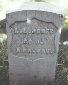 JONES, L. L. - Rio Grande County, Colorado | L. L. JONES - Colorado Gravestone Photos
