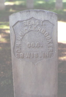 KNICKERBOCKER, C. H. - Rio Grande County, Colorado   C. H. KNICKERBOCKER - Colorado Gravestone Photos