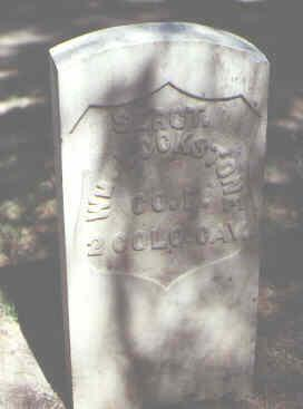 LOCKSTONE, WM. - Rio Grande County, Colorado | WM. LOCKSTONE - Colorado Gravestone Photos