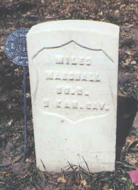 MARSHALL, MILES - Rio Grande County, Colorado | MILES MARSHALL - Colorado Gravestone Photos