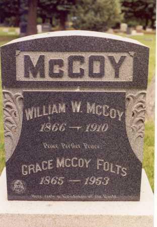 MCCOY, WILLIAM W. - Rio Grande County, Colorado   WILLIAM W. MCCOY - Colorado Gravestone Photos