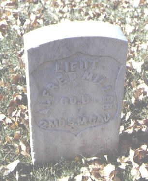 MILLER, ALFRED - Rio Grande County, Colorado   ALFRED MILLER - Colorado Gravestone Photos