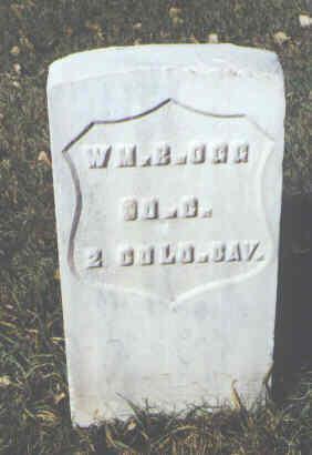 OGG, WM. B. - Rio Grande County, Colorado | WM. B. OGG - Colorado Gravestone Photos