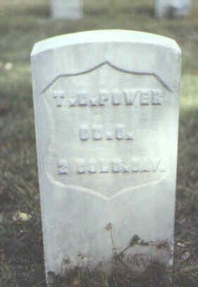 POWER, T. C. - Rio Grande County, Colorado | T. C. POWER - Colorado Gravestone Photos