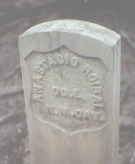 ROIBAL, ANASTACIO - Rio Grande County, Colorado | ANASTACIO ROIBAL - Colorado Gravestone Photos