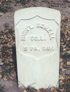 SCHELL, MICH'L - Rio Grande County, Colorado | MICH'L SCHELL - Colorado Gravestone Photos