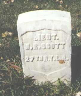 SCOTT, W. R. - Rio Grande County, Colorado   W. R. SCOTT - Colorado Gravestone Photos