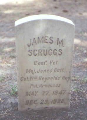 SCRUGGS, JAMES M. - Rio Grande County, Colorado | JAMES M. SCRUGGS - Colorado Gravestone Photos