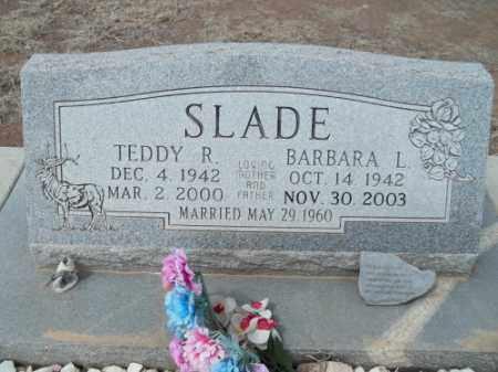 SLADE, TEDDY R. - Rio Grande County, Colorado | TEDDY R. SLADE - Colorado Gravestone Photos