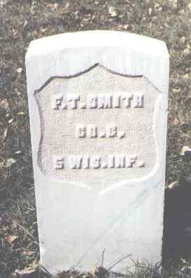 SMITH, F. T. - Rio Grande County, Colorado | F. T. SMITH - Colorado Gravestone Photos