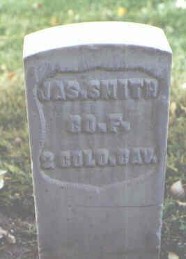 SMITH, JAS. - Rio Grande County, Colorado | JAS. SMITH - Colorado Gravestone Photos