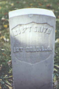 SMITH, ROB'T - Rio Grande County, Colorado | ROB'T SMITH - Colorado Gravestone Photos