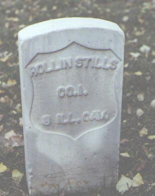 STILLS, ROLLIN - Rio Grande County, Colorado | ROLLIN STILLS - Colorado Gravestone Photos