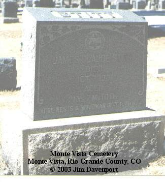 STITT, JAMES CLAUDE - Rio Grande County, Colorado   JAMES CLAUDE STITT - Colorado Gravestone Photos