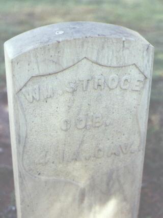 STROGE, WM. - Rio Grande County, Colorado | WM. STROGE - Colorado Gravestone Photos