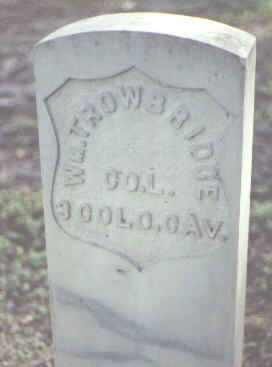 TROWBRIDGE, WM. - Rio Grande County, Colorado | WM. TROWBRIDGE - Colorado Gravestone Photos